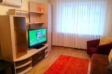 2-комн. квартира, 50 кв.м. на 4 человека, Хабаровская улица, 27, Железнодорожный округ, Хабаровск - Фотография 2