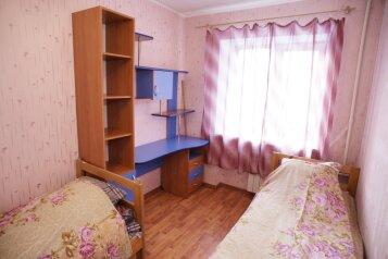 3-комн. квартира, 78 кв.м. на 6 человек, улица Сони Кривой, 38, Центральный район, Челябинск - Фотография 3