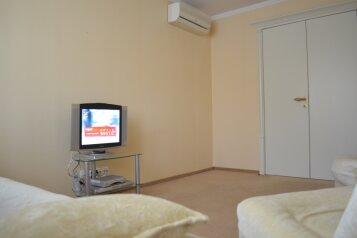 2-комн. квартира, 60 кв.м. на 4 человека, улица Елькина, 61, Центральный район, Челябинск - Фотография 3