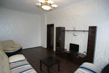 2-комн. квартира, 60 кв.м. на 4 человека, улица Пушкина, 70, Центральный район, Челябинск - Фотография 2
