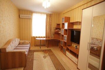 3-комн. квартира, 96 кв.м. на 6 человек, улица Тимирязева, 29, Центральный район, Челябинск - Фотография 1