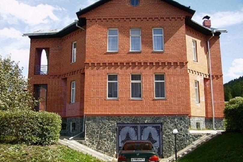 Сдаётся шикарный коттедж, 380 кв.м. на 11 человек, 4 спальни, Первомайская, 16, Челябинск - Фотография 1