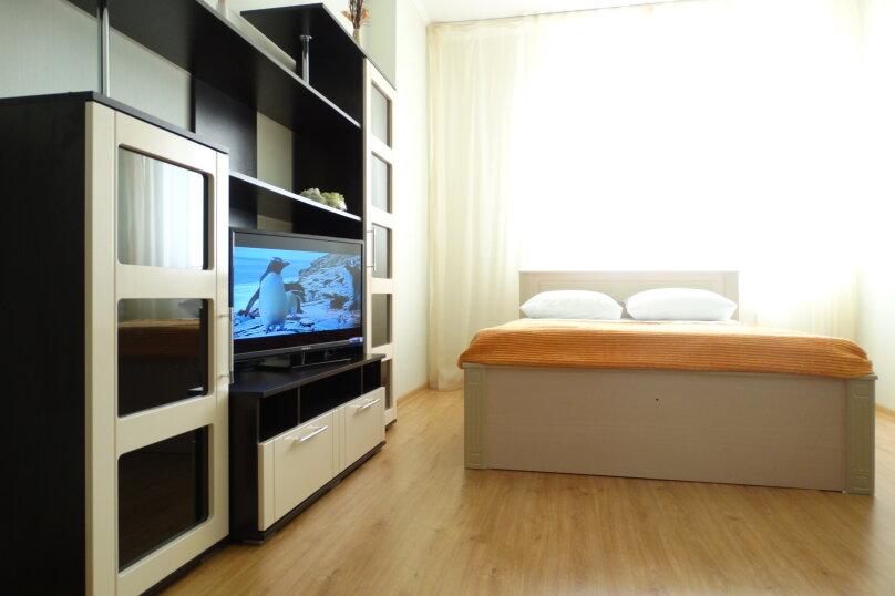 1-комн. квартира, 35 кв.м. на 4 человека, улица Михеева, 25, Тула - Фотография 2