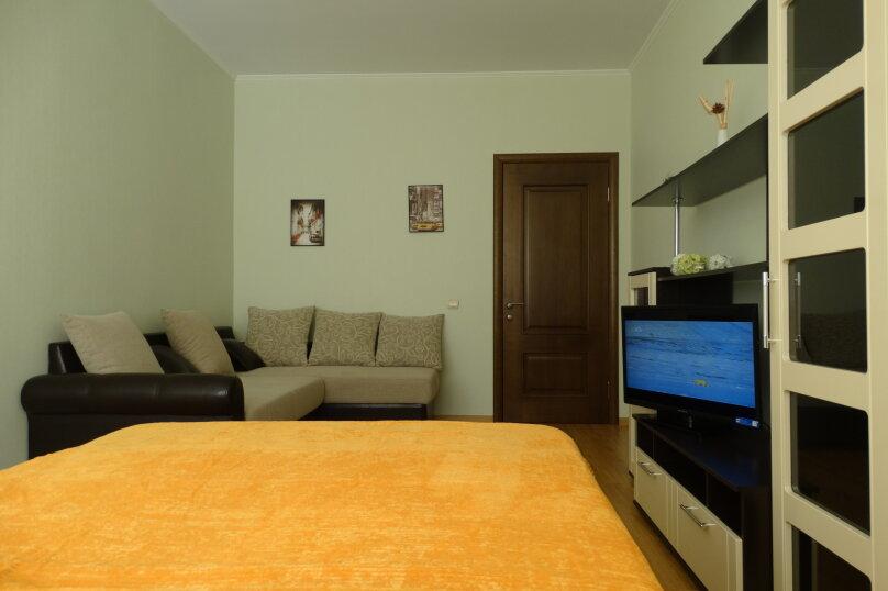 1-комн. квартира, 35 кв.м. на 4 человека, улица Михеева, 25, Тула - Фотография 4