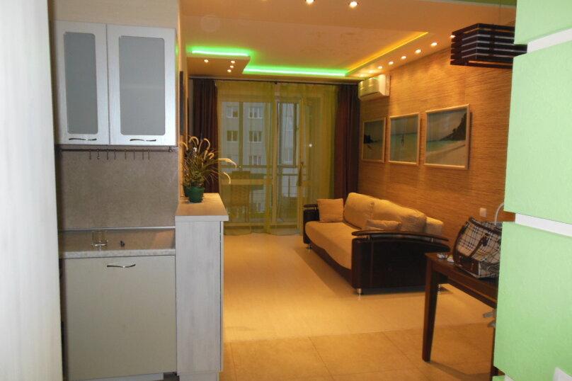 2-комн. квартира, 76 кв.м. на 2 человека, Овражная улица, 10, Новосибирск - Фотография 7