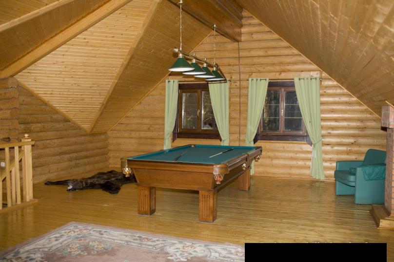 """Гостевой дом """"HillSide"""", д. Высокое, местечко Родничковое на 5 комнат - Фотография 16"""