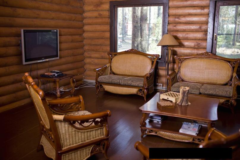 """Гостевой дом """"HillSide"""", д. Высокое, местечко Родничковое на 5 комнат - Фотография 18"""