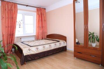 2-комн. квартира, 90 кв.м. на 5 человек, переулок Чернышова, Ленинский район, Астрахань - Фотография 1