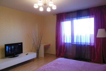 1-комн. квартира, 52 кв.м. на 2 человека, Овражная улица, 5, Заельцовская, Новосибирск - Фотография 1