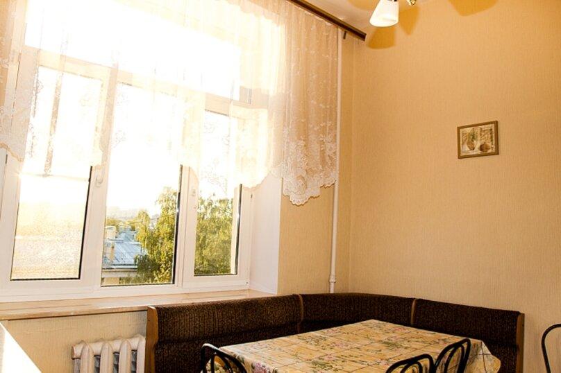 3-комн. квартира, 102 кв.м. на 8 человек, проспект Юрия Гагарина, 35, метро Московская, Санкт-Петербург - Фотография 15