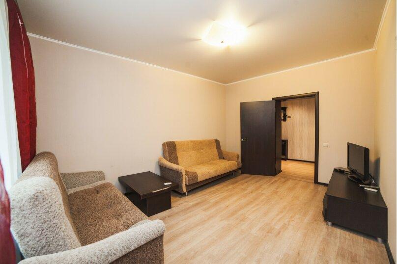 2-комн. квартира, 62 кв.м. на 2 человека, проспект Чайковского, 46, Тверь - Фотография 3