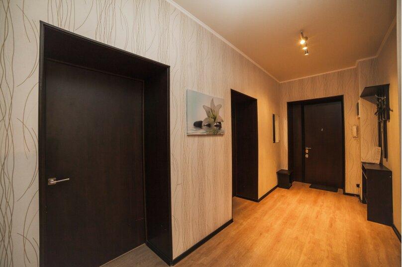 2-комн. квартира, 62 кв.м. на 2 человека, проспект Чайковского, 46, Тверь - Фотография 4