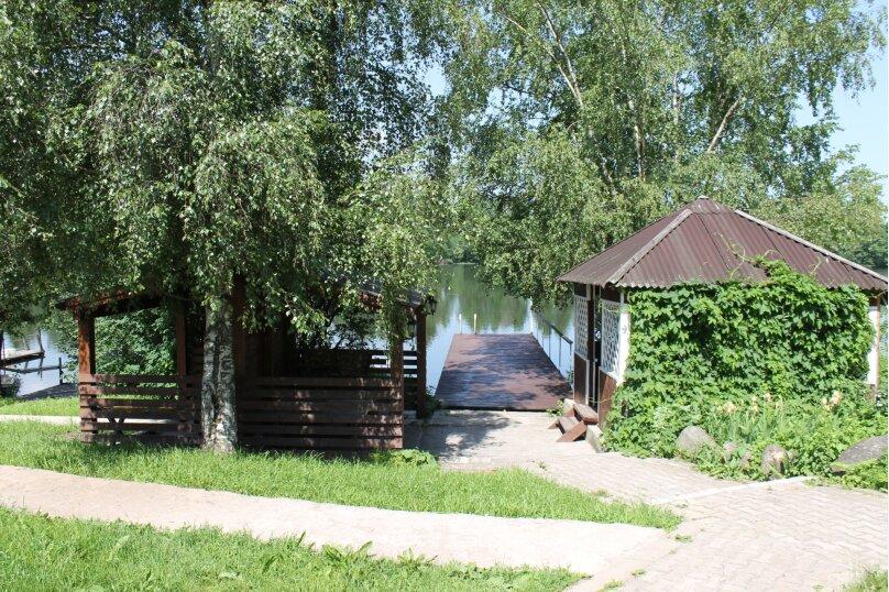 """Дом для отпуска """"Лужская деревня"""", Озерная улица, 10 на 4 комнаты - Фотография 60"""