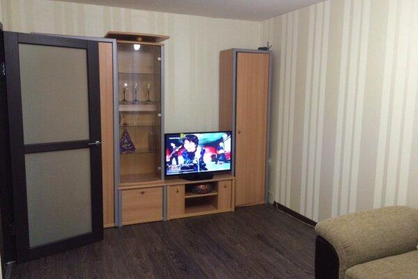 1-комн. квартира, 36 кв.м. на 4 человека, Коммунальная улица, 45, район Завеличье, Псков - Фотография 1