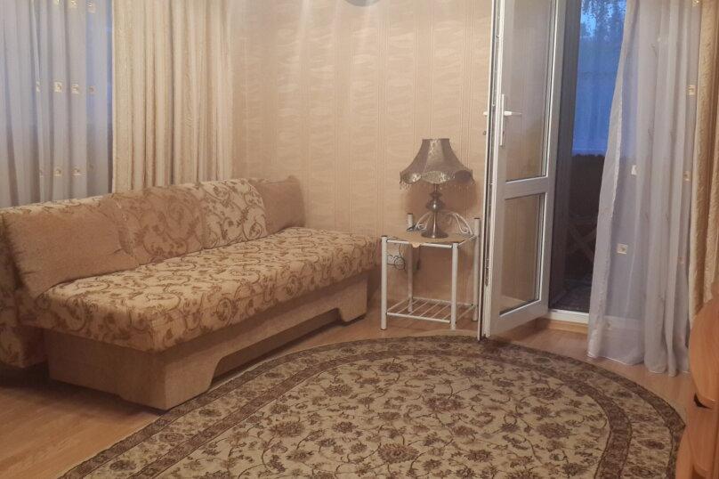 3-комн. квартира, 60 кв.м. на 5 человек, улица Горького, 2, Иркутск - Фотография 2