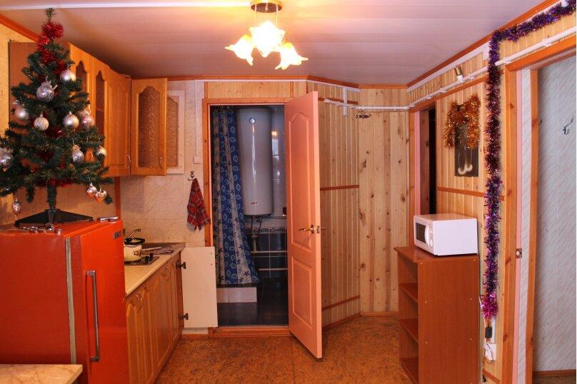 """Дом для отпуска """"Лужская деревня"""", Озерная улица, 10 на 4 комнаты - Фотография 47"""