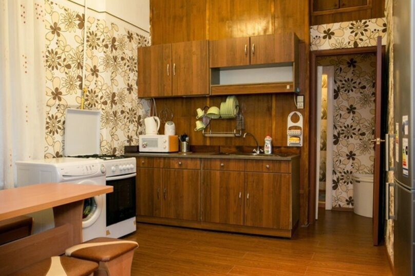2-комн. квартира, 68 кв.м. на 4 человека, Невский проспект, 166, метро А.Hевского пл., Санкт-Петербург - Фотография 8