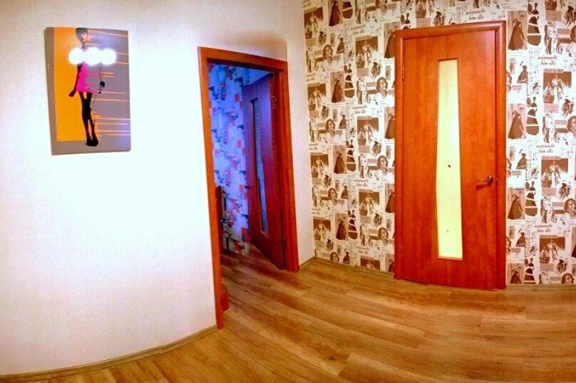 2-комн. квартира, 64 кв.м. на 4 человека, Костромская улица, 7, Вологда - Фотография 3