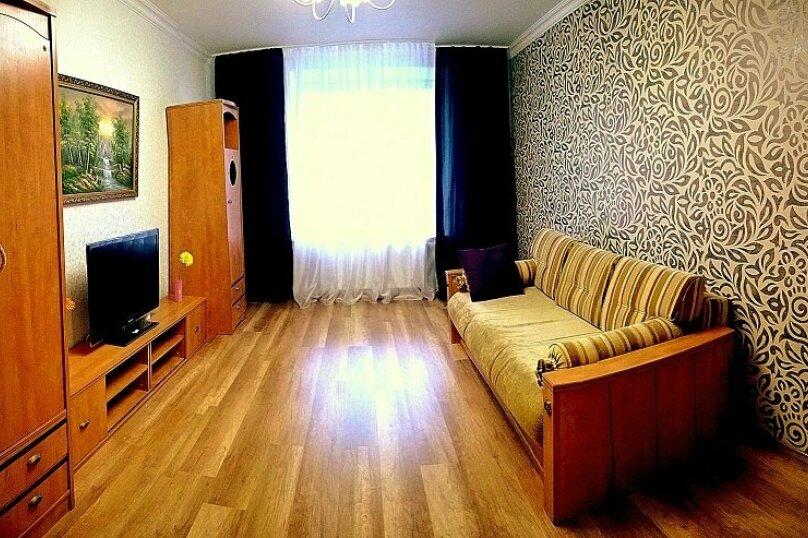 2-комн. квартира, 64 кв.м. на 4 человека, Костромская улица, 7, Вологда - Фотография 4