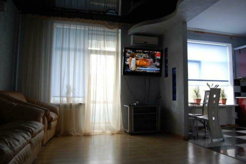 2-комн. квартира, 52 кв.м. на 4 человека, улица Карла Маркса, 65, Хабаровск - Фотография 2