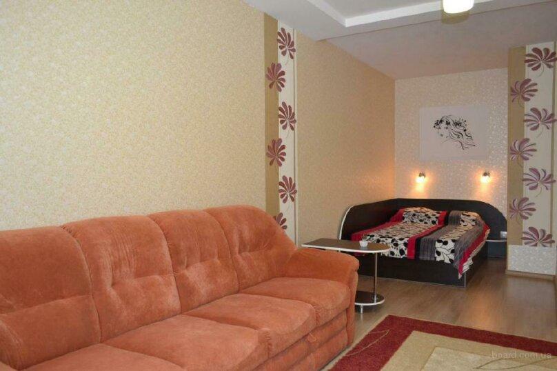 1-комн. квартира, 40 кв.м. на 2 человека, улица Гайдара, 14, Хабаровск - Фотография 1