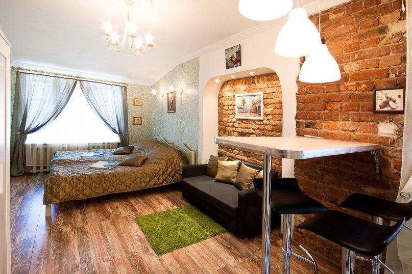 1-комн. квартира, 25 кв.м. на 4 человека, Невский проспект, 90, метро Маяковская, Санкт-Петербург - Фотография 8