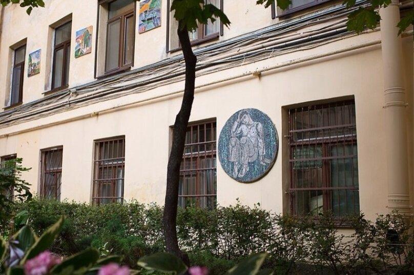1-комн. квартира, 30 кв.м. на 4 человека, улица Жуковского, 6, метро Маяковская, Санкт-Петербург - Фотография 15
