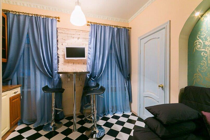 2-комн. квартира, 30 кв.м. на 4 человека, улица Жуковского, 6, Санкт-Петербург - Фотография 14
