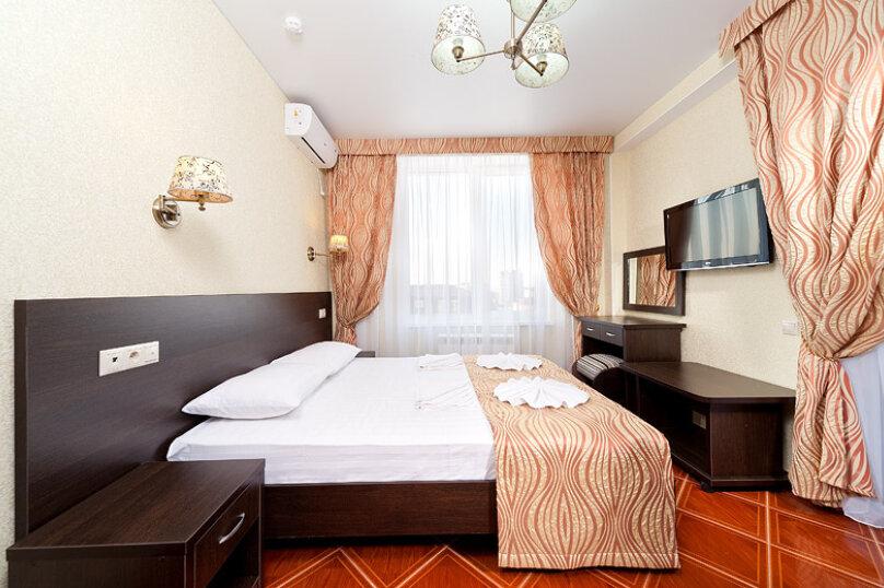 2-х местный номер с балконом, проезд Александрийский, 7, Витязево - Фотография 1