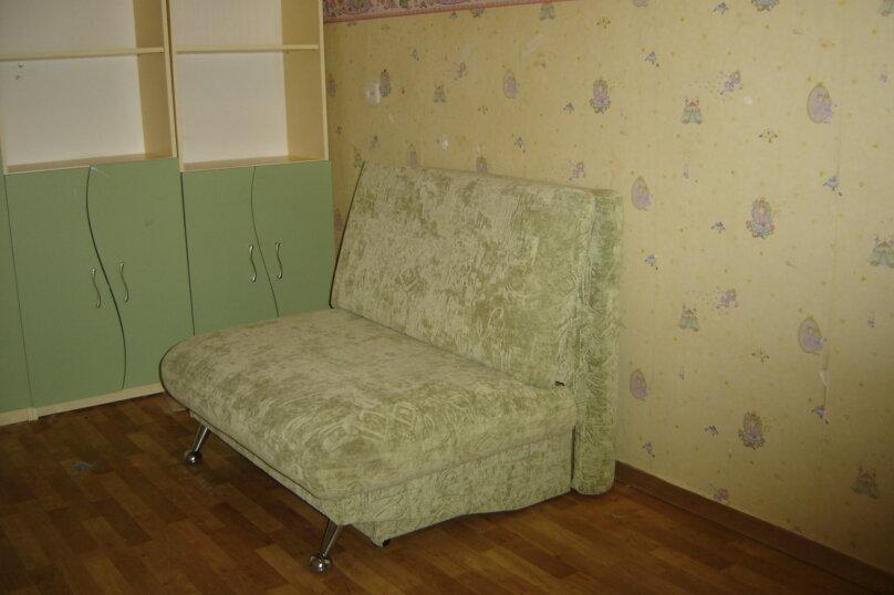 2-комн. квартира, 45 кв.м. на 4 человека, Петропавловская улица, 111, Пермь - Фотография 2