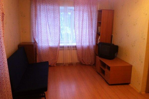 1-комн. квартира, 38 кв.м. на 3 человека, улица Малышева, 125, Площадь 1905 года, Екатеринбург - Фотография 1