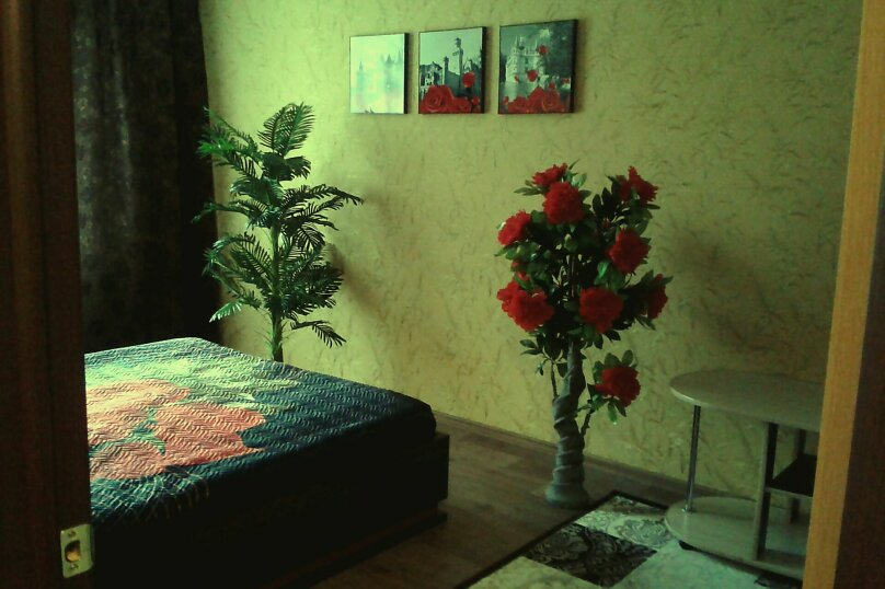 1-комн. квартира, 44 кв.м. на 2 человека, улица Глушкова, 2, Барнаул - Фотография 2