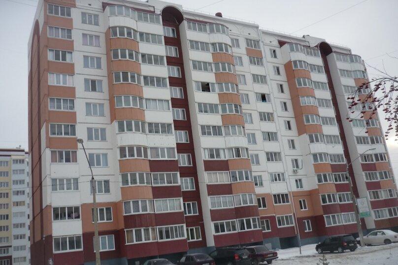 1-комн. квартира, 44 кв.м. на 2 человека, улица Глушкова, 2, Барнаул - Фотография 5