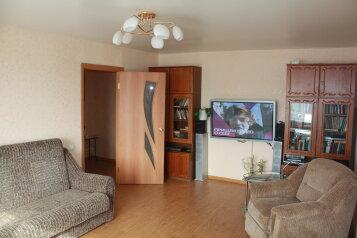 3-комн. квартира, 62 кв.м. на 9 человек, Московская улица, 10, Петрозаводск - Фотография 1