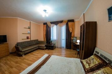 1-комн. квартира, 60 кв.м. на 6 человек, улица Маршала Жукова, Оренбург - Фотография 1