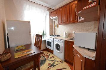 1-комн. квартира, 45 кв.м. на 4 человека, Грузинский переулок, метро Белорусская, Москва - Фотография 4