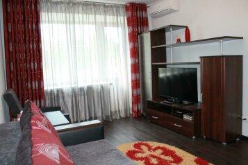 2-комн. квартира, 48 кв.м. на 5 человек, Волочаевская улица, Центральный округ, Хабаровск - Фотография 2