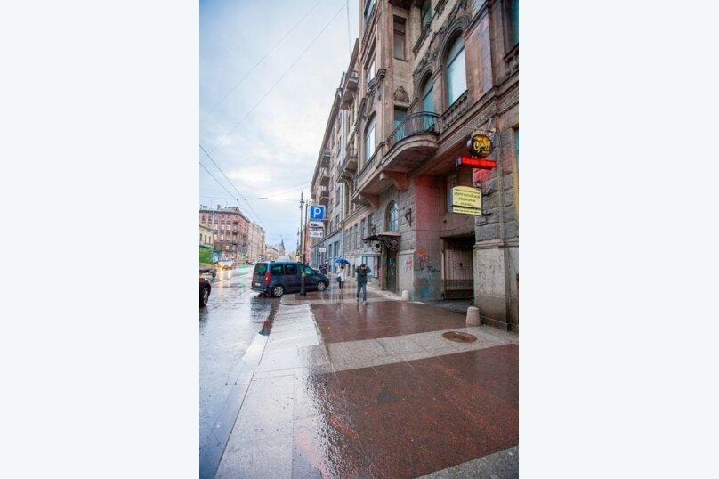2-комн. квартира, 65 кв.м. на 4 человека, Кирочная улица, 22к2, метро Чернышевская, Санкт-Петербург - Фотография 13