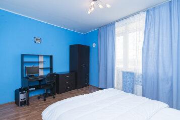 2-комн. квартира, 83 кв.м. на 6 человек, улица Малышева, 4Б, Ленинский район, Екатеринбург - Фотография 4