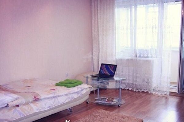 1-комн. квартира, 48 кв.м. на 2 человека, Новоселов, 37, Октябрьский округ, Рязань - Фотография 1