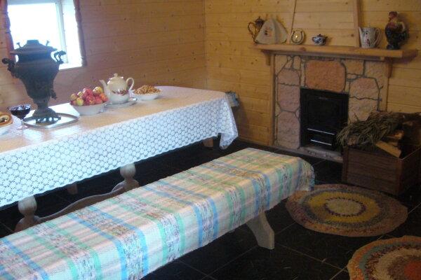 Деревянный дом, 120 кв.м. на 12 человек, 3 спальни, Садовый переулок, 8В, Суздаль - Фотография 1