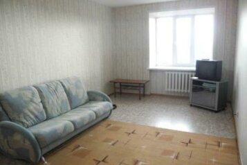 2-комн. квартира, 67 кв.м. на 4 человека, улица Барамзиной, 54, Пермь - Фотография 1