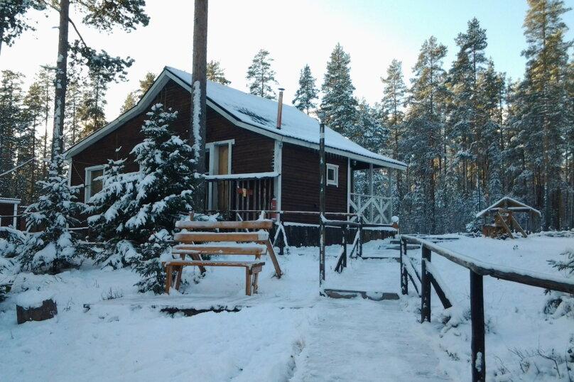 Лесной дом, 52 кв.м. на 6 человек, 2 спальни, Шуясалми, -, Петрозаводск - Фотография 22