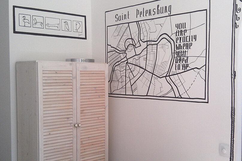 1-комн. квартира, 34 кв.м. на 4 человека, Заневский проспект, 30, метро Новочеркасская, Санкт-Петербург - Фотография 10