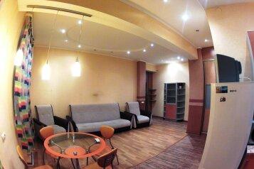 2-комн. квартира на 4 человека, Комсомольский проспект, 64, Свердловский район, Пермь - Фотография 1