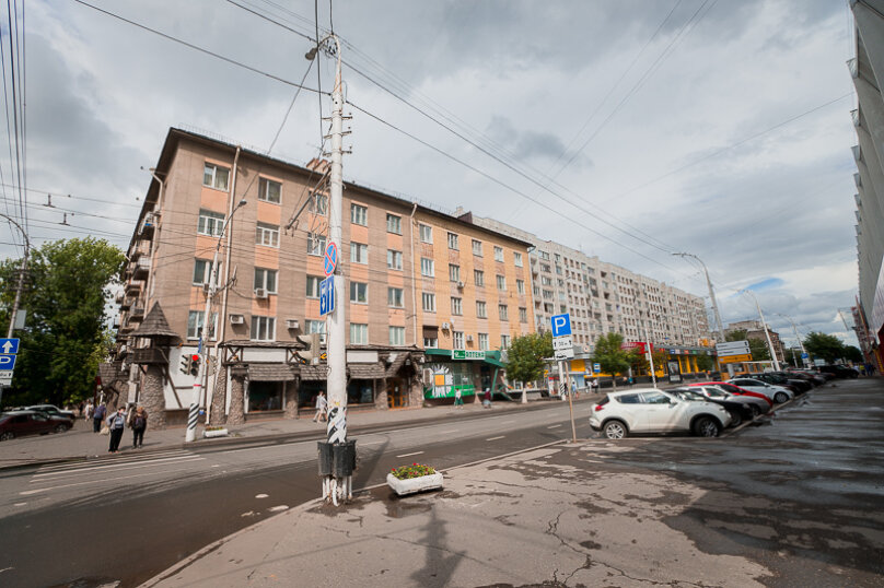 1-комн. квартира, 30 кв.м. на 4 человека, Московская улица, 134/146, Саратов - Фотография 9