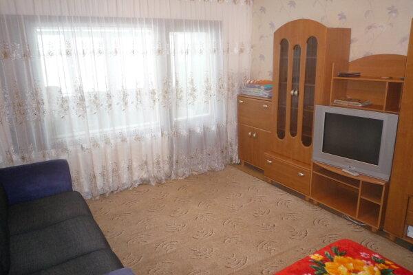 2-комн. квартира, 52 кв.м. на 6 человек, Интернациональная улица, 2, Костомукша - Фотография 1