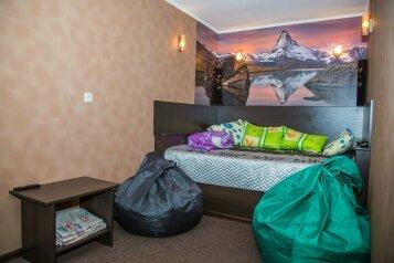 3-комн. квартира, 67 кв.м. на 6 человек, проспект Карла Маркса, 67, Центральный округ, Омск - Фотография 2