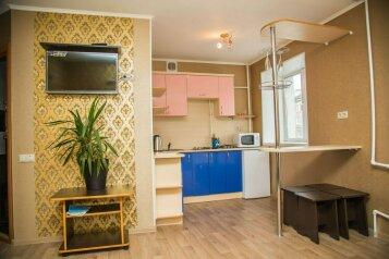 3-комн. квартира, 67 кв.м. на 6 человек, проспект Карла Маркса, 67, Центральный округ, Омск - Фотография 3