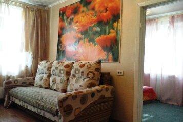 3-комн. квартира, 50 кв.м. на 4 человека, Школьный переулок, посёлок Тургояк, Миасс - Фотография 1